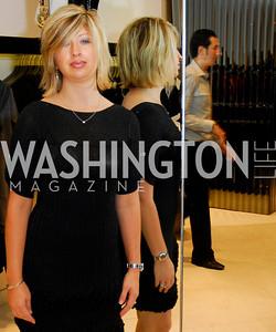 Kyle samperton,Septmber 19,2009,All Access Fashion,Tysons Galleria,Karen Millen,Crystal  Barnette