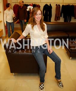 Kyle Samperton.September 19,2009,All Access Fashion,Tysons Galleria,Max Mara.Joanne Johnson