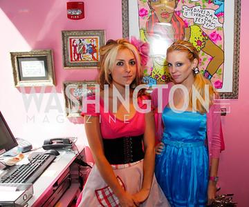 Kyle samperton,September 19,2009,All Access Fashion,Tysons Galleria,Betsy Johnson,Jeannette Miller,Ashley Parker