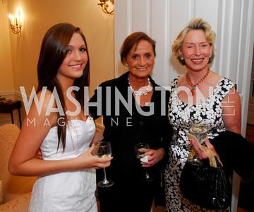 Bonnie Meister, Alexa Meister, Margaret Levinson, Photo by Kyle Samperton