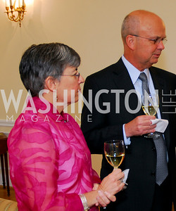 Jeanine Hayden, Michael Hayden, , Photo by Kyle Samperton