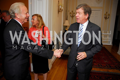 Joseph Lieberman, Roy Blunt, Photo by Kyle Samperton