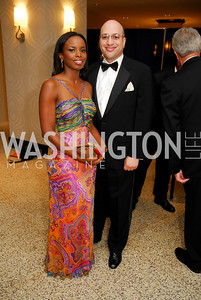 Kyle Samperton,September 16,2009,The Ambassadors Ball,Amb.La Celia  A . Prince,Harold E. Doley