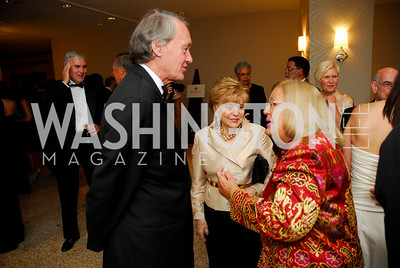 KyleSamperton,September 16,2009,The Ambassadors Ball,Rep.Ed Markey,Renee Robinson,Esther Coopersmith