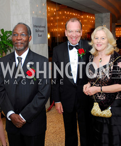 Kyle Samperton,September 16,2009,The Ambassadors Ball,Amb.Michael Louis ,Amb.Roy Ferguson,Dawn Ferguson
