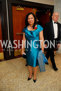 Kyle Samperton,September 16,2009,The Ambassadors Ball.Amb.Maria de Fatima da Veiga