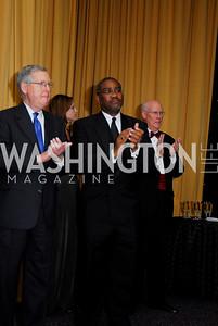 Kyle samperton,September 16,2009, The Ambassadors Ball,Sen. Mitch McConnell,Savannah Guthrie,Rep.Gregory Meeks,Christopher Broullire