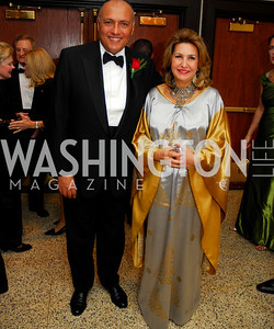 Kyle Samperton,September 16,2009,The Ambassadors Ball,Amb,Sameh Shoukry,Suzy Shoukry