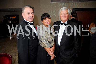 Kyle Samperton,September 16,2009,The Ambassadors Ball,Amb.Latchezar Petkov,Boryana Petkova,Tim Carmody
