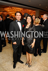 Kyle Samperton,September 16,2009,The Ambassadors Ball,Amb,Said Jawad,Shamin Jawad