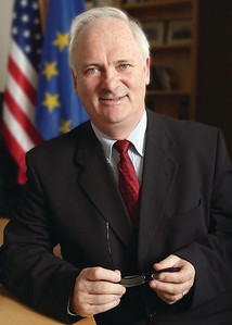 Portrait of Ambassador Bruton
