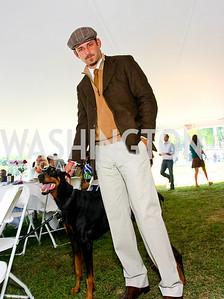 Carlos Alvarez. The Land Rover America's Polo Cup Fall Classic. September 19, 2009. photos by Tony Powell