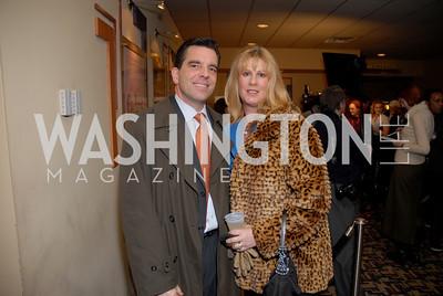 Bob Powers, Mary Beth Powers, photo by Kyle Samperton