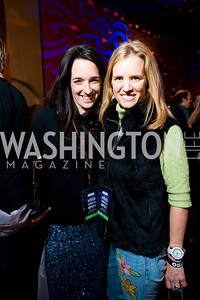 Kerry Kennedy (right). Artists Making An Impact Party. FUR Nightclub. Photo by Tony Powell