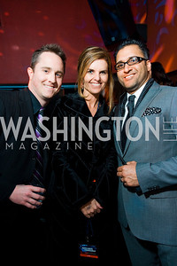 Maria Shriver, Michael Romeo. Artists Making An Impact Party. FUR Nightclub. Photo by Tony Powell