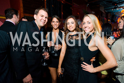 Artists Making An Impact Party. FUR Nightclub. Photo by Tony Powell