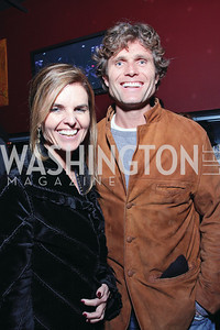 Maria Shriver, Anthony Shriver. Artists Making An Impact Party. FUR Nightclub. Photo by Tony Powell