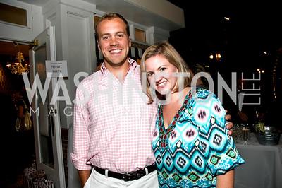 Adam Stiefel, Sassy Jacobs. Babylove, Sassanova. September 16, 2009. Photos by Betsy Spruill Clarke.