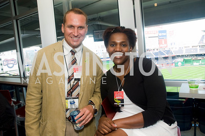 Matt Davis, Darlene Coles, Photograph by Betsy Spuril Clarke