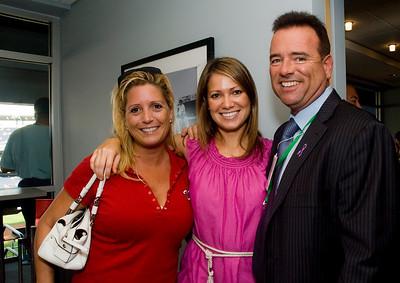 Victoria Michael, Sarah Rosenwinkel, Chris Thompson, Photograph by Betsy Spuril Clarke