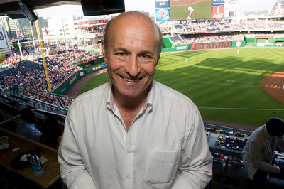 Stan Kasten, Photograph by Betsy Spuril Clarke
