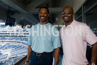 Shawn Holtzclaw, Rick Holyfield, Photograph by Betsy Spuril Clarke