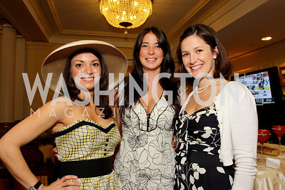 Karla Mitchell, Jody Piper, Briana Sweeney (Photo by Tony Powell)