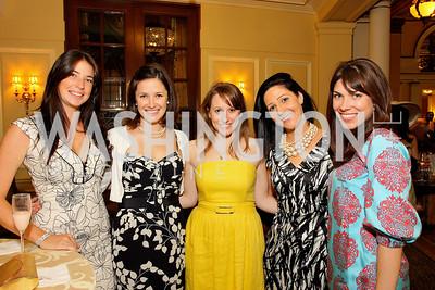 Jody Piper, Briana Sweeney, Jan Larson, Leslie Peterson (Photo by Tony Powell)