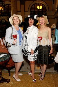 Rosemary Shields, Cynthia Jachles, Nancy Davies (Photo by Tony Powell)