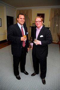 Kyle Samperton,September 21,2009,Phedre Reception,Houston Sanford,Matt Donohue