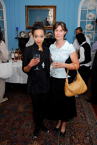 Kyle Samperton,September 21,2009,Phedre Reception,Ruth Negga,Sarah Frankland