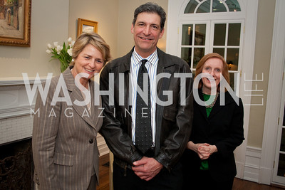 Deb Atwood, Robert Hyman, Mary Haines