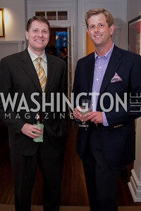 Bryan Brewer, Greg Nelson (Photo by Luke Christopher)
