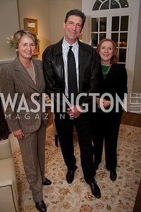 Deb Atwood, Robert Hyman, Mary Haines (Photo by Luke Christopher)