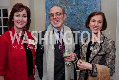 Kymberly Wolff , John Williams , Rosalia Rodriguez Garcia (Photo by Luke Christopher)