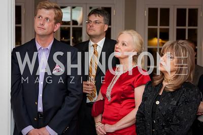 Greg Nelson,  Carole Margaret Randolph, Annie Totah (Photo by Luke Christopher)