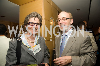 Catherine Kobacker, John Williams (Photo by Betsy Spruill Clarke)
