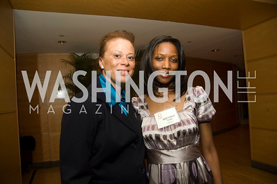 Lonnie Ali, Adeyinka Taiwo (Photo by Betsy Spruill Clarke)