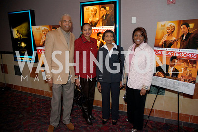 Donald Washington, Shanise Washington, Elsie Scott, Kimberly Ward, Photo by Kyle Samperton