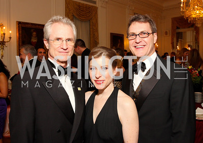 Tim Kenney, Lyana Pearson, Dan Hall,  Photo by Tony Powell