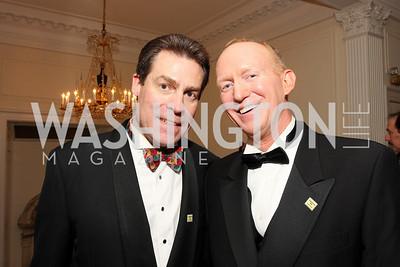 John Dunford, Bruce Fries,  Photo by Tony Powell