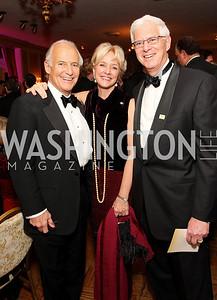 Bob Craft, Caroline Boutte, Eric Fox,  Photo by Tony Powell