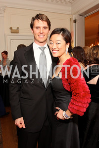 Carl Becker, Pamela Sorenson,  Photo by Tony Powell