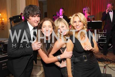Devon Smith, Mary Amons, Lauren Pomponio, Katherine Kennedy,  Photo by Tony Powell