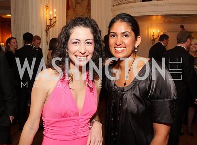 Veronica Sanchez, Gargee Ghosh,  Photo by Tony Powell