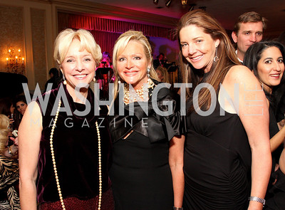 Caroline Boutte, Deborah Sigmund, Mary Amons,  Photo by Tony Powell