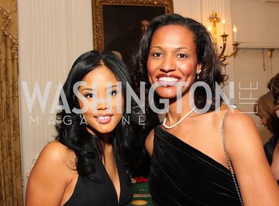 Jacquelyn Hampton, Tonya Muse,  Photo by Tony Powell