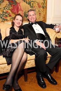 Laurie Capacchiona, John Capacchiona,  Photo by Tony Powell