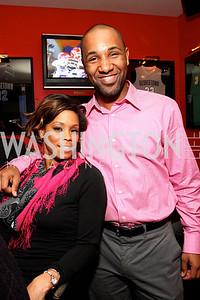 Jamilla Keene, Russell Williams,  Photo by Tony Powell