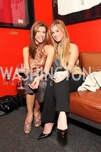 Heather Taylor, Samantha Pugh,  Photo by Tony Powell